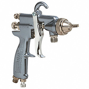 Conventional Spray Gun, Siphon, 0.070 in.