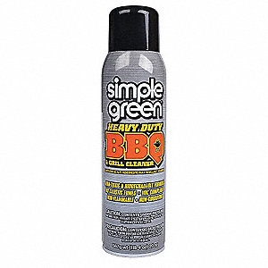 Fragrance Free Fragrance Oven and Grill Cleaner, 20 oz. Aerosol Can, 1 EA