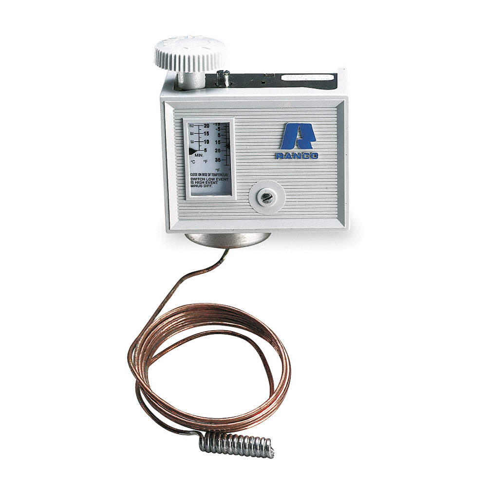 Ranco Temperature Control 1a004 O10 1410 Grainger Dual Stage Temperaturecontroller Zoom Out Reset Put Photo At Full Then Double Click