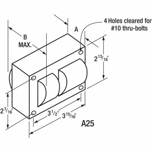 ADVANCE HID Ballast Kit, Ballast Start Type Pulse, ANSI Code S55, High  Pressure Sodium Ballast Bulb Type - 3VJ92 71A8192-001DC - Grainger   Advance Hps Ballast Wiring Diagram      Grainger