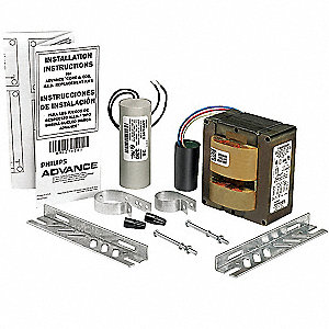 HID Ballast Kit,Metal Halide,100 W