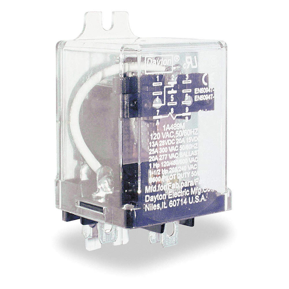 Dayton 24vdc 5 Pin Side Flange Enclosed Power Relay Electrical Datasheet Zoom Out Reset Put Photo At Full Then Double Click