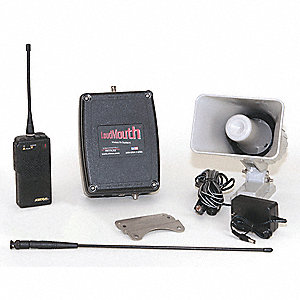 Wireless PA Speaker System,VHF