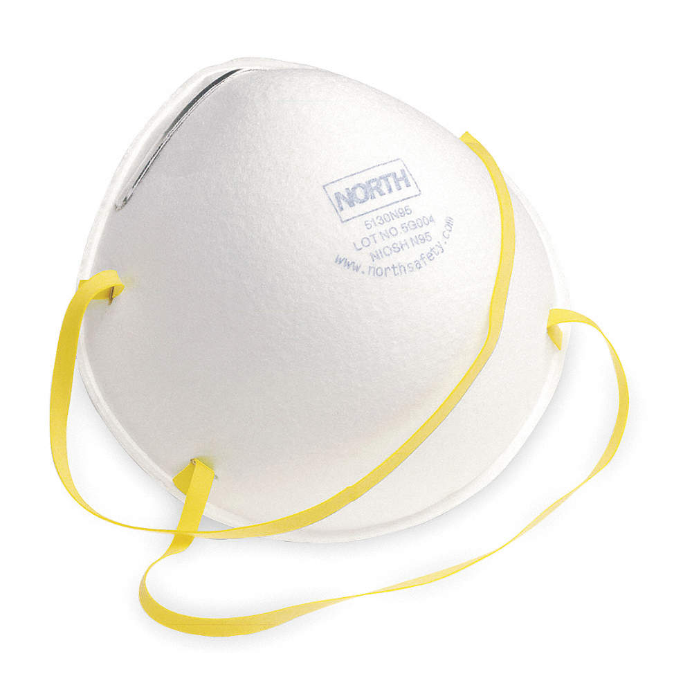 Molded Respirator Honeywell Disposable Particulate N95 North