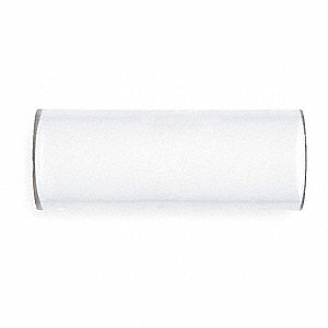 "2"" x 8 ft. PVC Pipe, Schedule 40, Clear"
