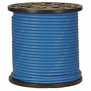 500 ft. PVC Air Hose, Max. Pressure: 300 psi, Blue