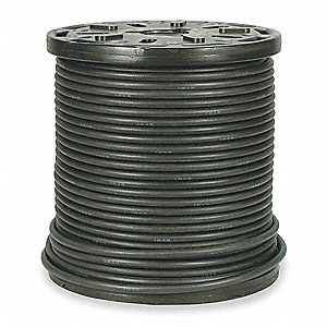 Discharge Hose,1 In x 450 ft,Black