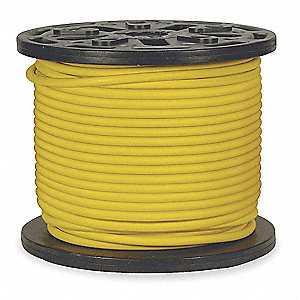 500 ft. PVC Multipurpose Air Hose, Max. Pressure: 300 psi, Yellow
