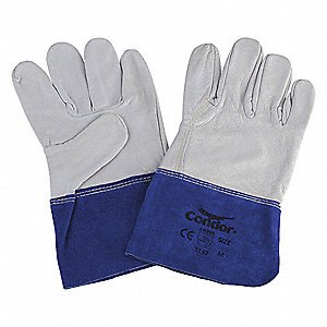 "Welding Gloves,TIG,11-3/4"",L,PR"