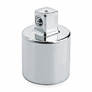 "Socket Adapter,1/2"" Female Sq,3/8"" Squar"