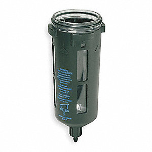 Air Lubricator Bowl&#x3b; For Wilkerson Compact Lubricators