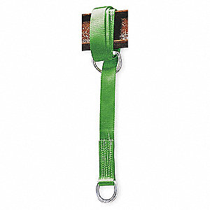 Cross Arm Strap,Tmprary,Plyester.400 lb.