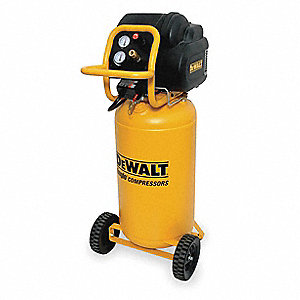 1.6 HP, 115VAC, 15 gal. Portable Electric Barrel Air Compressor, 200 psi