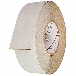 "60 ft. x 2"" Oxide Grit Antislip Tape, Glow-in-the-Dark"