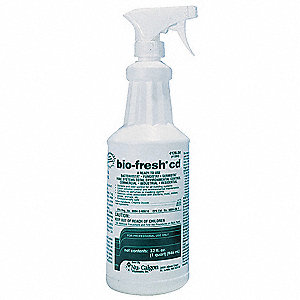 1 qt. Bacteriastat, Clear Liquid Aerosol