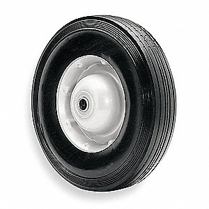 Semi Pneumatic Wheel, Rubber