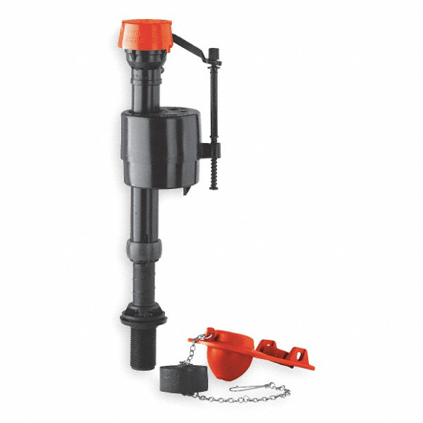 Fluidmaster Anti Siphon Fill Valve With Flapper For Use