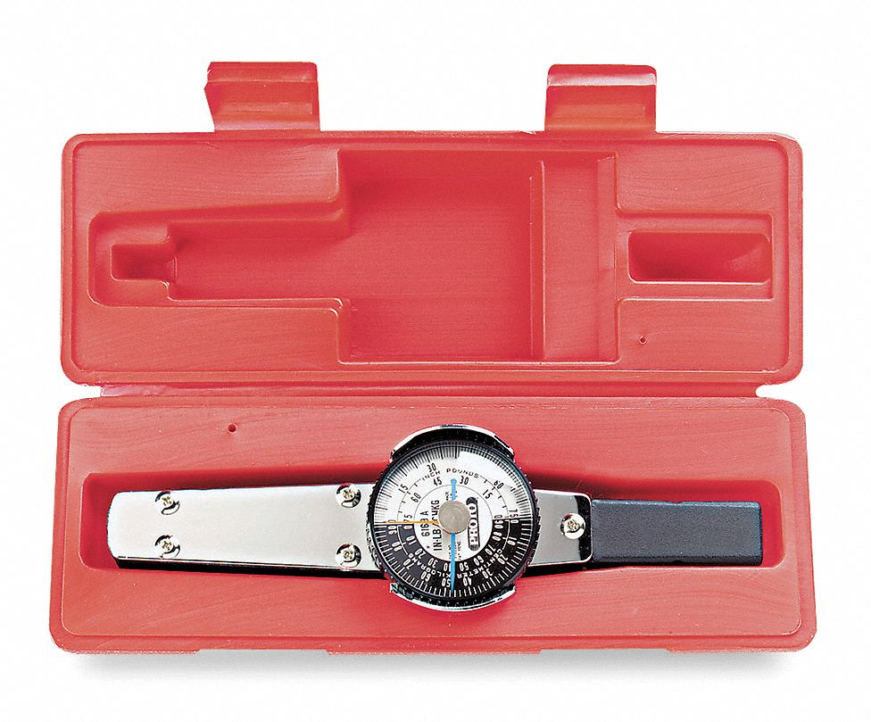 Dial Torque Wrenches