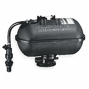Flushmate Flushmate System For Use With Replacement System For 500