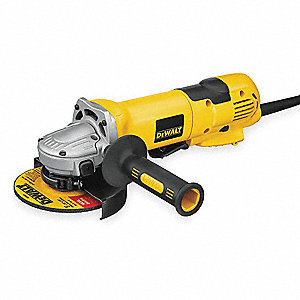 "4-1/2"" Angle Grinder, 13.0 Amps"