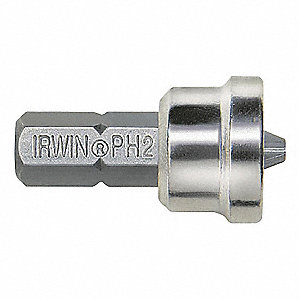 Drywall Screw Setter,Phillips #2,PK3