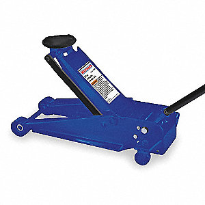 SUV Hydraulic Service Jack with Lifting Capacity of 3 tons