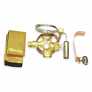 Thermostatic Expansion Valve&#x3b; For Use With Dayton 1-1/2 to 3 Ton, Heat Pump Condensing Units