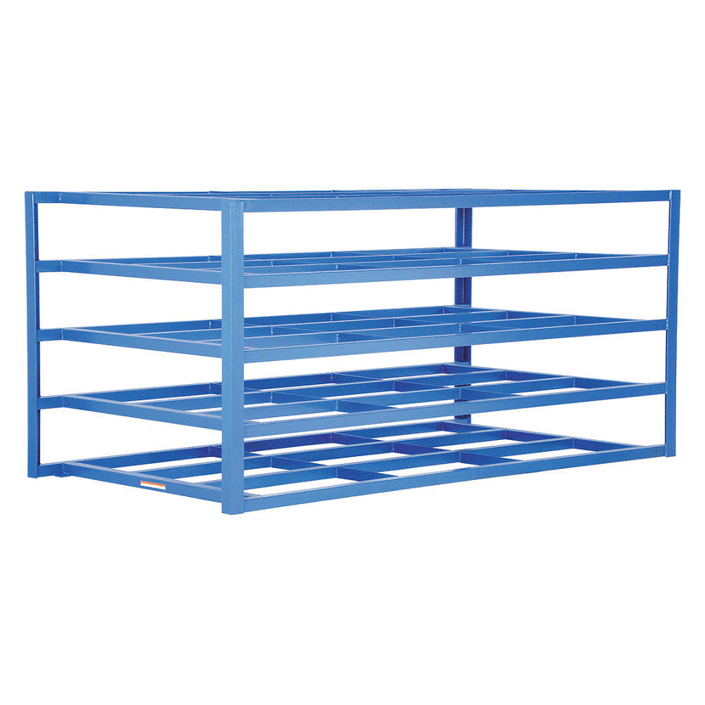 Zoom Out/Reset Put photo at full zoom u0026 then double click. Starter Horizontal Sheet Storage Rack ...  sc 1 st  Grainger & GAV Starter Horizontal Sheet Storage Rack with None Decking and 5 ...