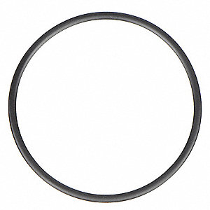 "Round #902 Very Hard Viton O-Ring, 0.239"" I.D., 0.367""O.D., 25PK"