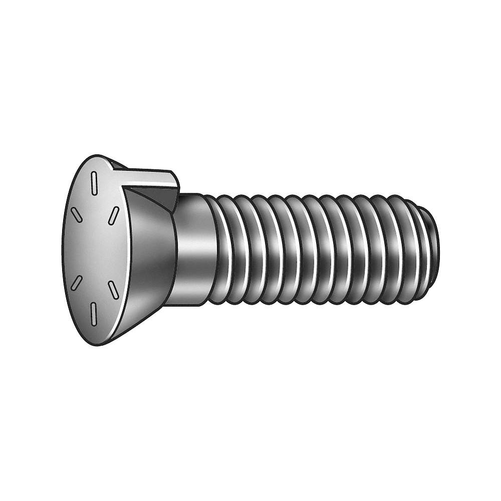Metric Hex Cap Screw 24-Pack The Hillman Group The Hillman Group 1449 0.8 x 30 in