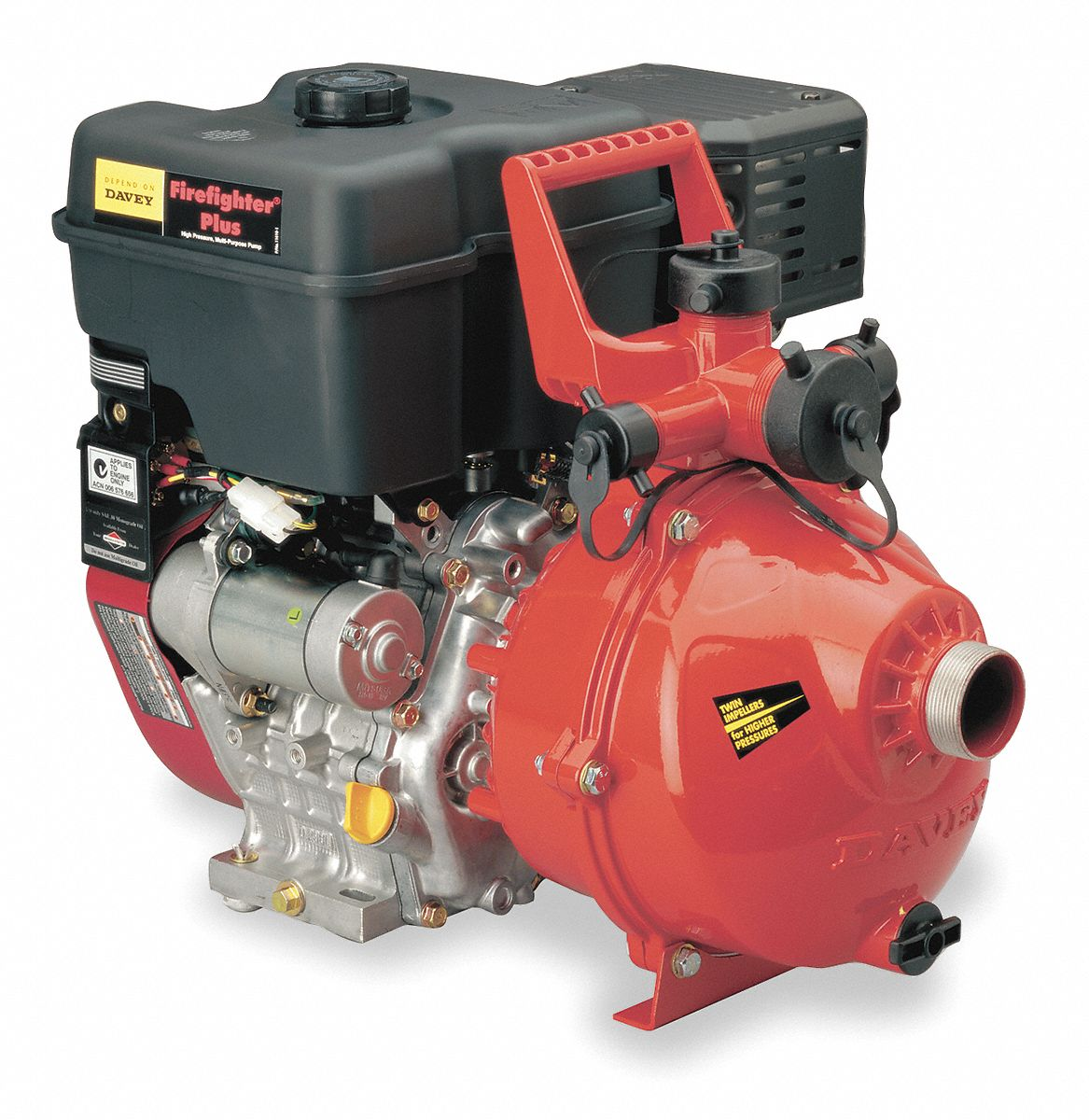 Engine Driven Fire Pumps