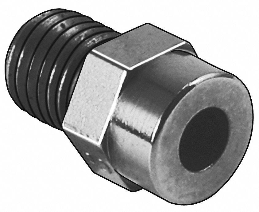 Mandrel,10-24In,Steel,UNC,For 2NJP4 HELI-COIL 8553-3