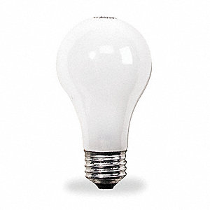 Incandescent Light Bulb,A19,57W