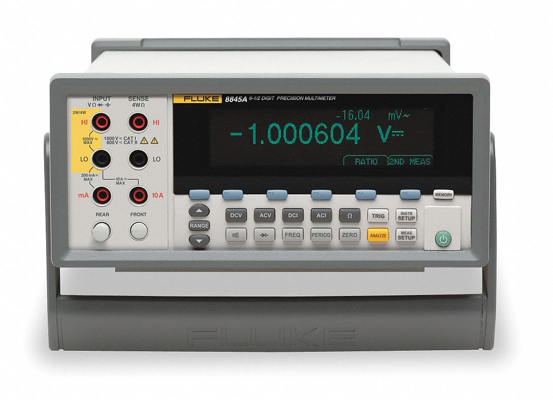 Bench Type Digital Multimeter
