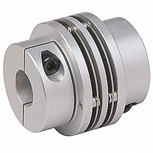 "MotionControl Coupling,Clamp,5/8""x3/4"""