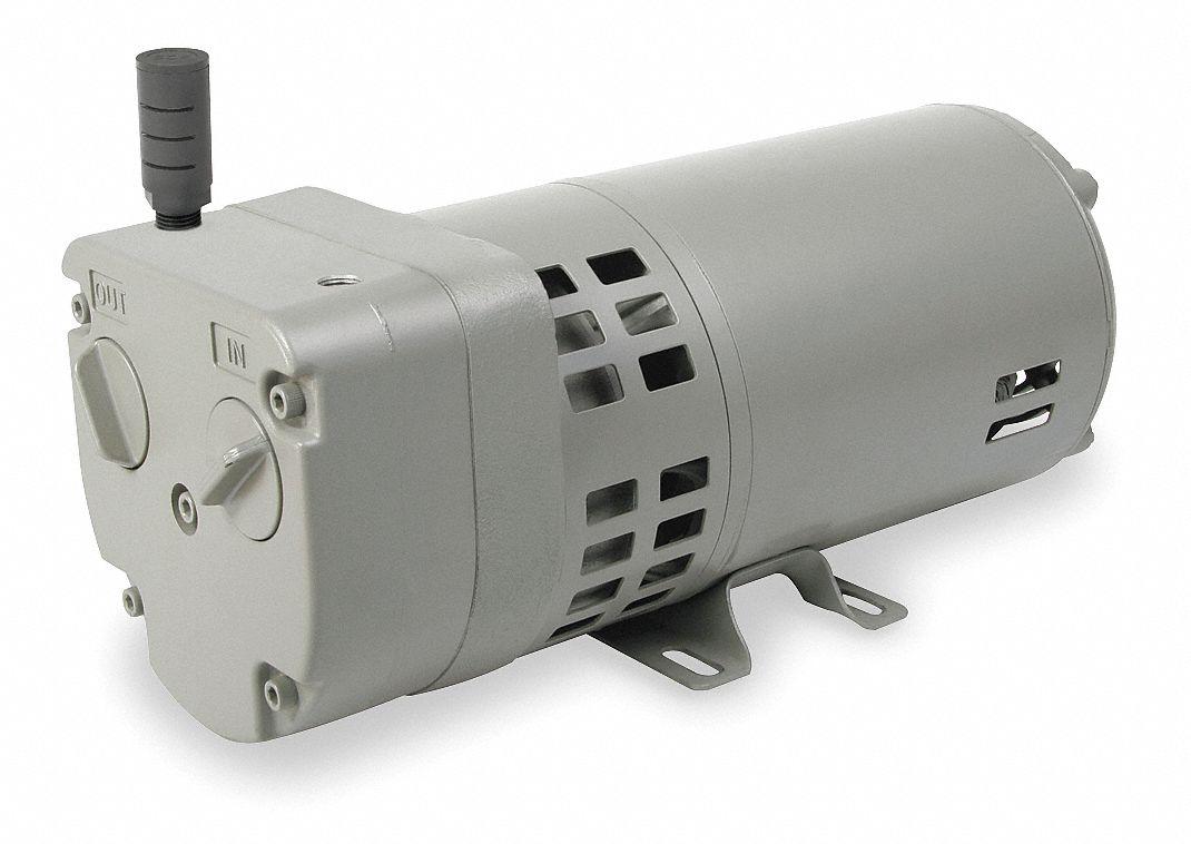 Rotary Vane Compressor/vacuum Pump