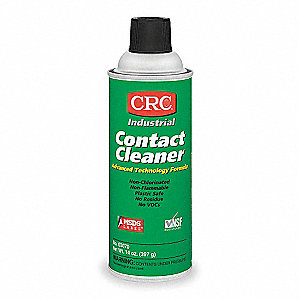 14 oz. Contact Cleaner, 1 EA