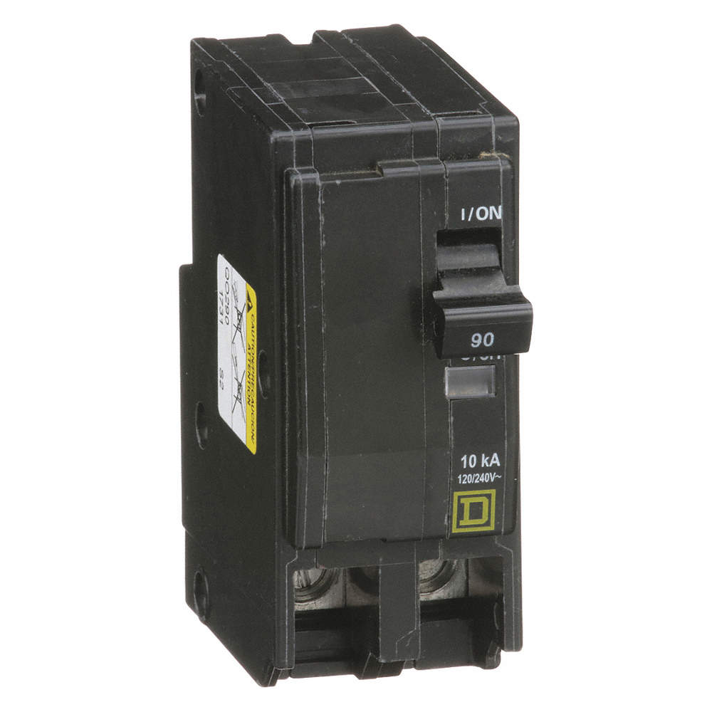 QO290 Plug on Square D Circuit Breaker for Load Centers