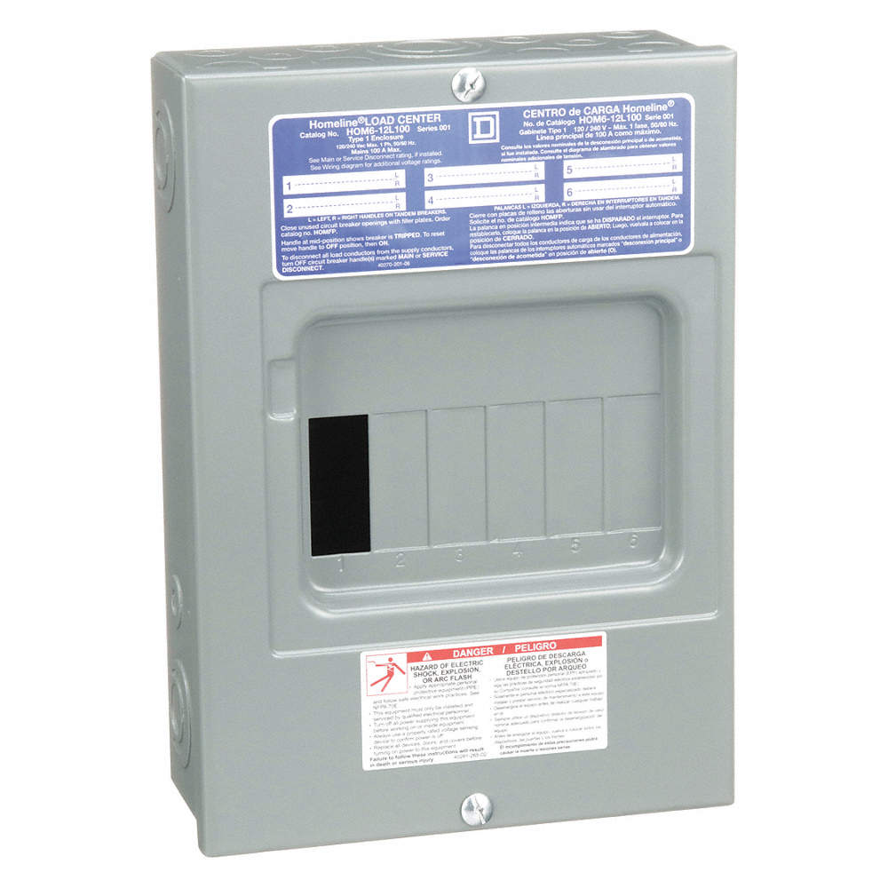 Square D Load Center Main Lug100 Amps120 240vac Voltagenumber Of Space 8circuit Outdoor Singlephase Lug Circuit Breaker Panel Zoom Out Reset Put Photo At Full Then Double Click