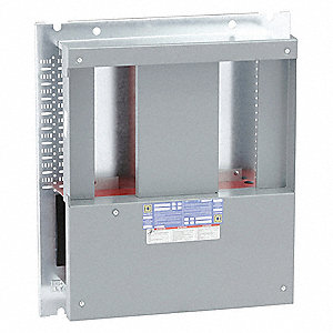 Panelboard Interior, 600 Amps, 600VAC/250VDC Voltage, Number of Spaces: 27