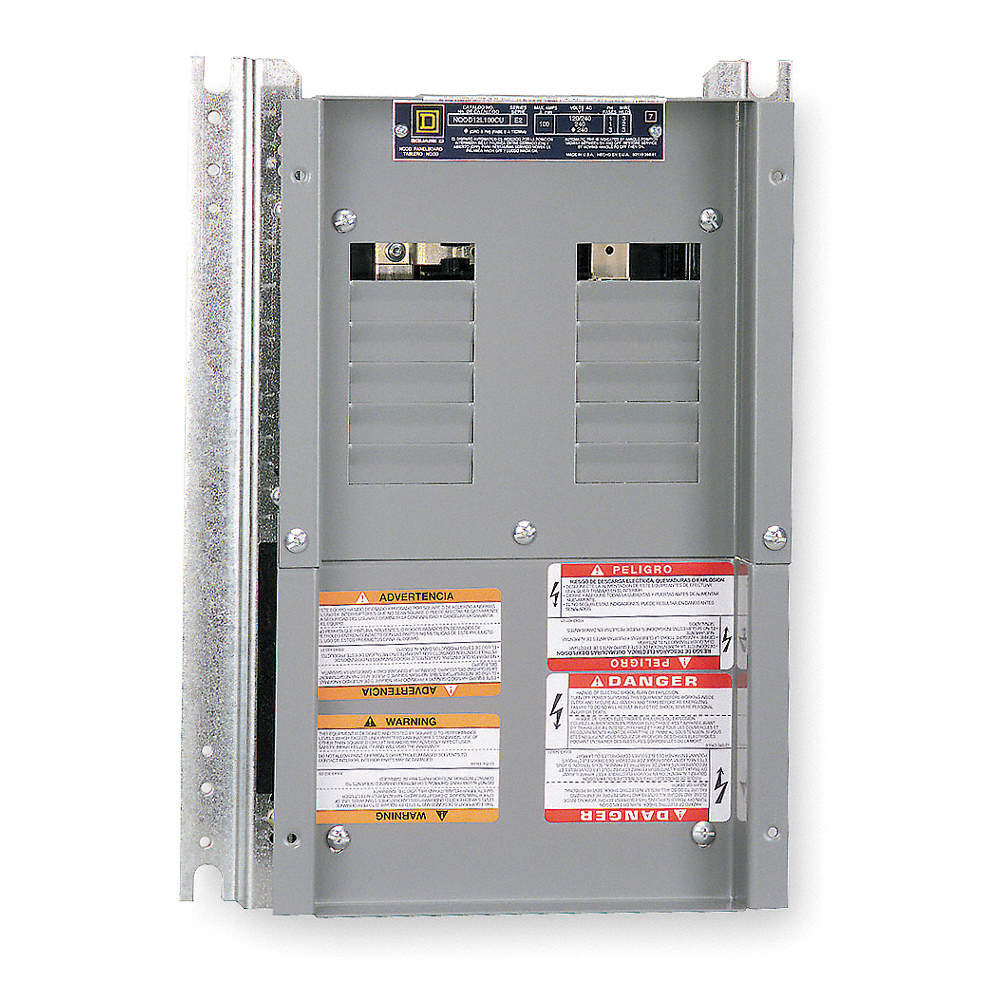 Square D Panel Board Interior100 Amps240vac 4 Wire Voltagenumber Wiring Zoom Out Reset Put Photo At Full Then Double Click