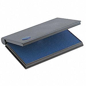 STAMP PAD,SIZE 1,COLOR INK BLUE
