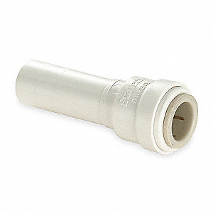 HOSE BARB FITTING,1/2 X 3/8 IN,250