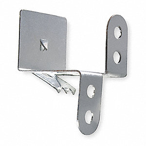 Drywall Clips,1/2 In,PK50