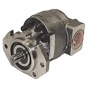 Hydraulic Gear Pump with 3.770 Displacement (Cu. In./Rev.)