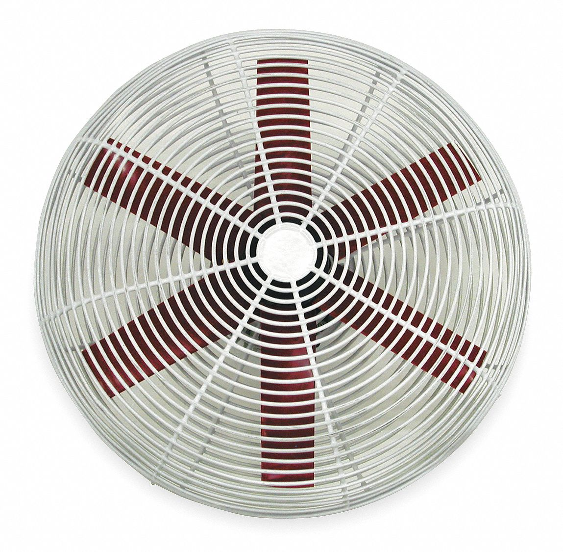 20 in Corrosion-Resistant Industrial Fan,  Stationary,  Ceiling, Wall,  115V AC