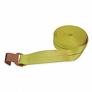 Winch Strap,27ft x 4In,5000lb