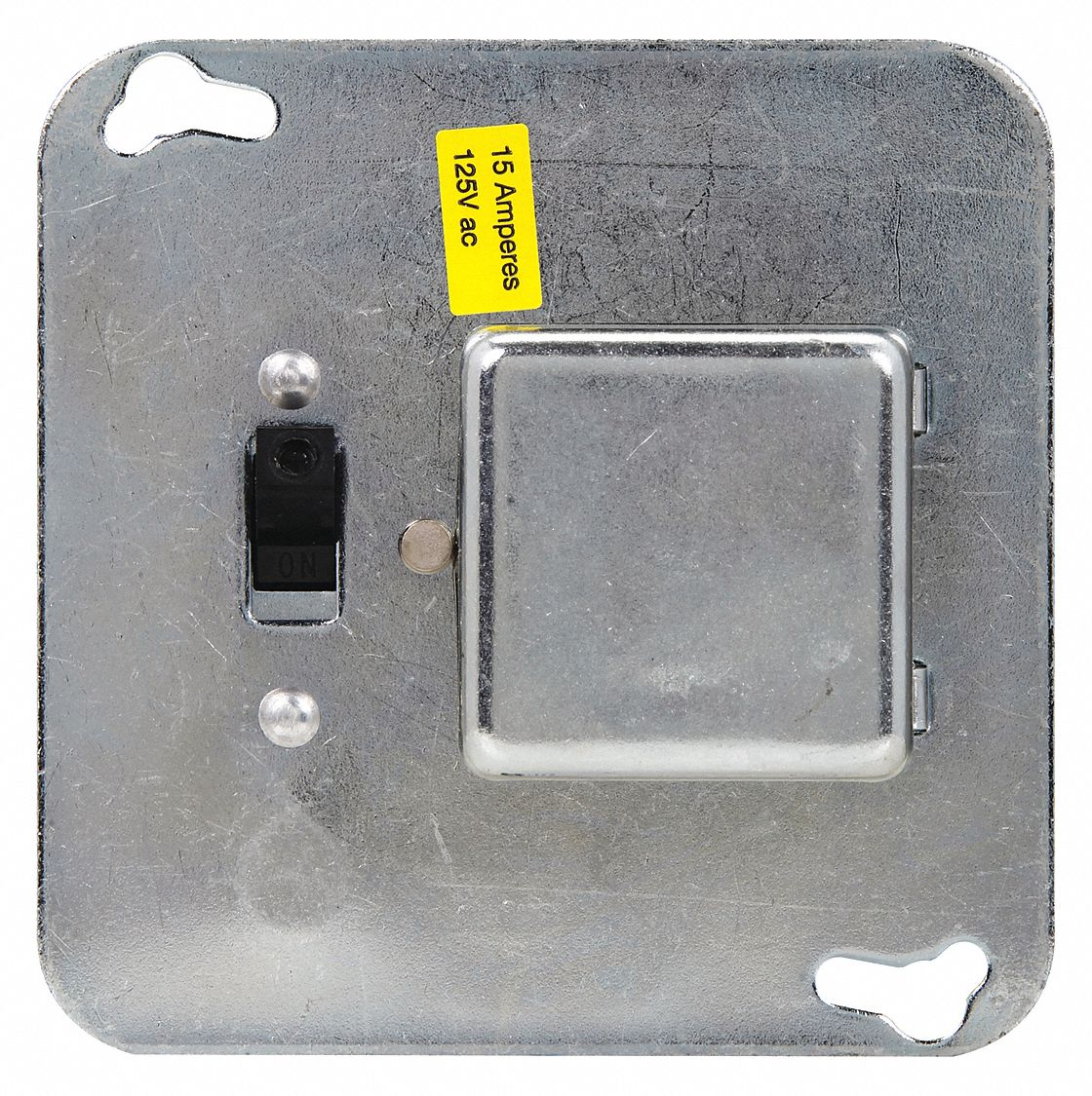 EATON BUSSMANN Plug Fuse Box Cover Unit, 4