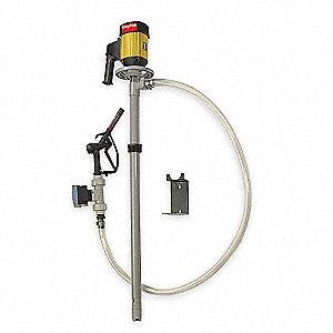 DAYTON Electric Operated Drum Pump, Metered Dispensing