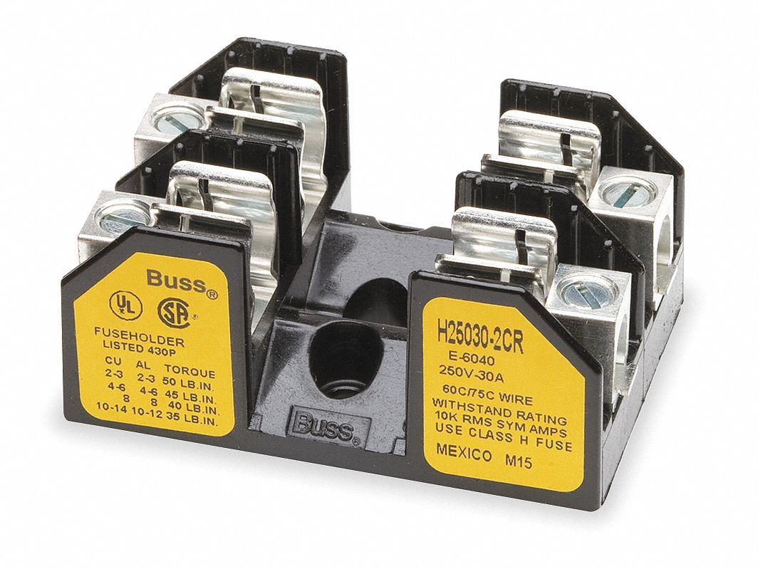 Fuses Tools For Shop Rk5 Fuse Holder In Box Bussmann Block Industrial 30a 2 Pole Model H25030 2cr